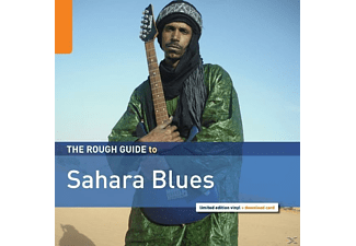 VARIOUS - Rough Guide: Sahara Blues - (LP + Download)