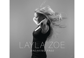 Layla Zoe - Braking Free - (CD)