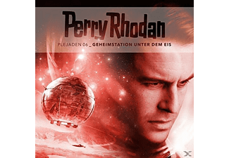 Perry Rhodan Plejaden 06: Geheimstation Unter dem Eis - 1 CD - Science Fiction/Fantasy