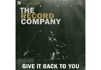 The Record Company - Give It Back To You - (CD)