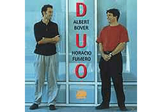 Bover, Albert & Fumero, Horacio - Duo - (CD)
