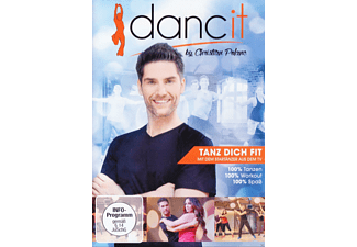 Christian Polanc - Dancit - (DVD)