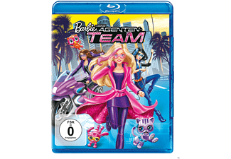 "Barbie in ""Das Agenten-Team"" - (Blu-ray)"