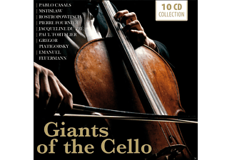 VARIOUS - Greatest Cello Recordings - (CD)