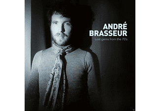 André Brasseur - Lost Gems From The 70's (2lp/180g/Gatefold) - (Vinyl)