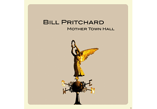 Bill Pritchard - Mother Town Hall - (LP + Bonus-CD)