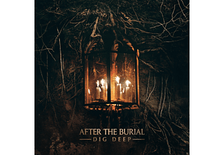 After The Burial - Dig Deep - (CD)
