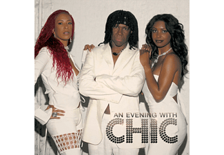 Chic - An Evening With Chic - (CD + DVD Video)