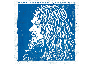 Matt Andersen - Honest Man (Lp) [Vinyl]