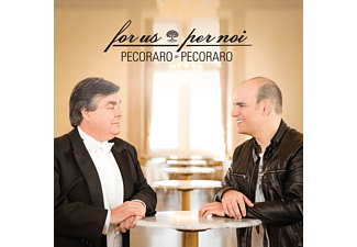 Pecoraro & Pecoraro - For Us - Per Noi - (CD)
