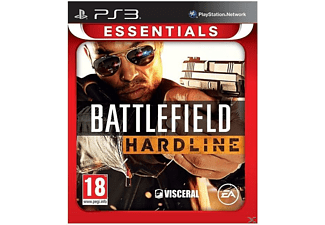 Battlefield Hardline Essentials PS3