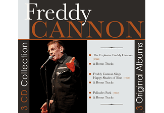 Freddy Cannon - 3 Original Albums - (CD)