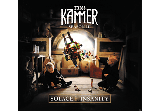 Kammer - SEASON III SOLACE IN INSANITY [CD]