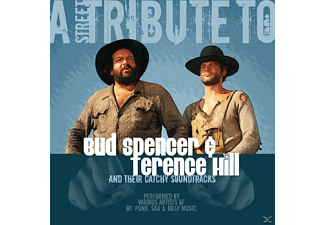 VARIOUS - A Street Tribute To Bud Spencer & Terence Hill [CD]