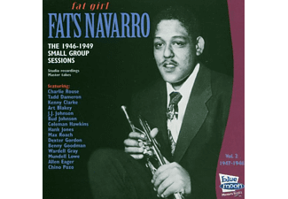 Fats Navarro - Complete 1947-48 Small Group Sessions - (CD)