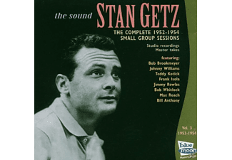 Stan Quartet Getz - Complete 1953-54 Small Group Sessions - (CD)
