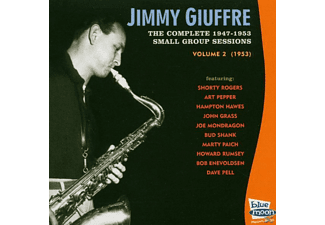 Jimmy Giuffre - Complete 1946-53 Small Group Sessions - (CD)