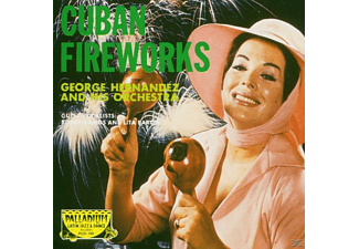 George & His Orchestra Hernandez - Cuban Fireworks - (CD)