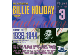 Billie Holiday - Complete 1940-44 Studio Recordings - (CD)