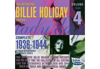 Billie Holiday - Complete 1936-44 Studio Rec.4 - (CD)