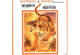 Barretto,Ray Feat.Peters,Brock - Mysterious Instinct - (CD)
