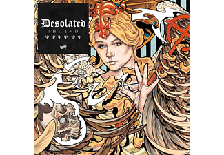Desolated - The End (Ltd.Balck Vinyl) - (Vinyl)
