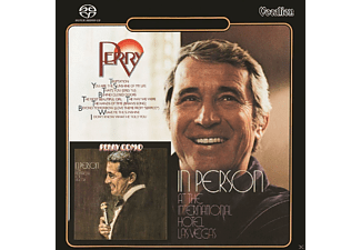 Perry Como - Perry & In Person At The International [SACD]