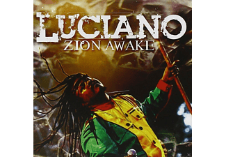 Luciano - Zion Awake - (CD)
