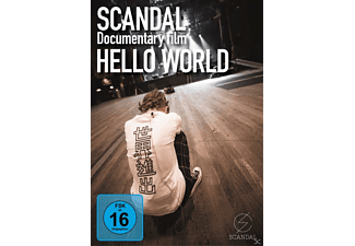 Scandal - Documentary Film-Hello World - (DVD)
