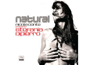 Stefania  Dipierro - Natural - (CD)