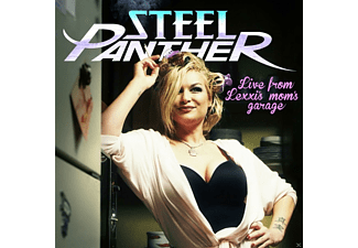 Steel Panther - Live From Lexxi's Mom's Garage (Ltd.Deluxe Edit.) - (CD + DVD Video)