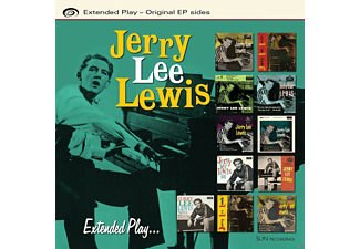 Jerry Lee Lewis - Extended Play...Original Ep Sides [CD]
