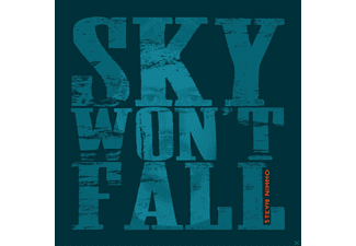 Stevie Nimmo - Sky Won't Fall - (CD)