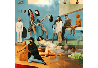 Yeasayer - Amen & Goodbye - (CD)