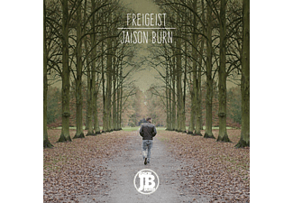 Jaison Burn - Freigeist [CD]