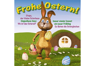 Various Composer, VARIOUS - Frohe Ostern! - (CD)