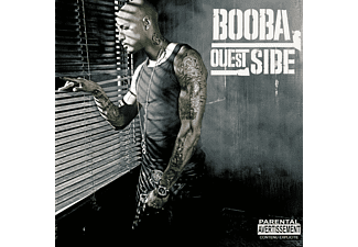 Booba - OUEST SIDE - (CD)