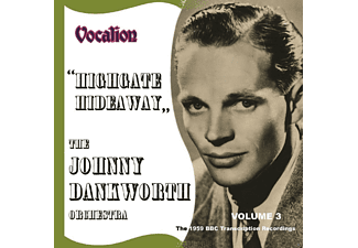 Johnny Dankworth Orchestra - Vol.3-Highgate Hideaway - (CD)