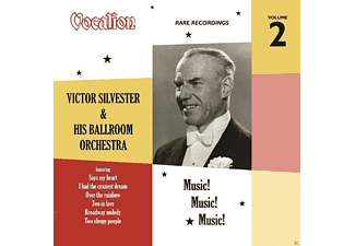 Victor & His Ballroom Orchestra Silvester - Vol.2-Music! Music! Music! - (CD)