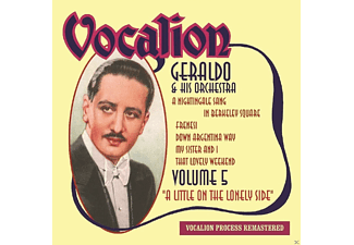 Geraldo & His Orchestra - Vol.5-A Little On The Lonely Side - (CD)