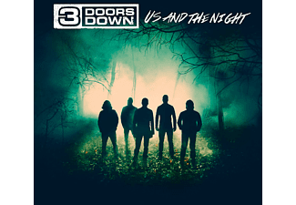 3 Doors Down - Us And The Night | CD