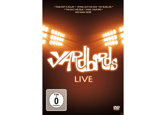 The Yardbirds - Live - (DVD)