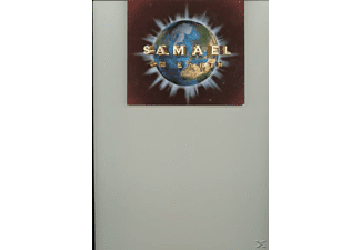 Samael - On Earth - (CD)