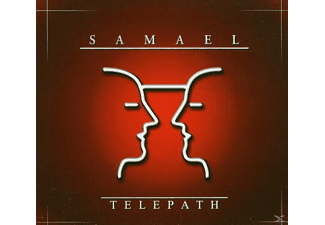 Samael - Telepath [5 Zoll Single CD (2-Track)]