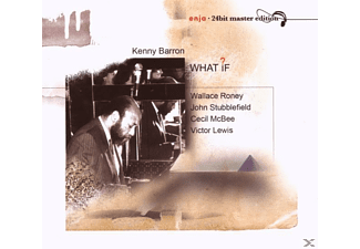 Kenny Barron - What If? - (CD)