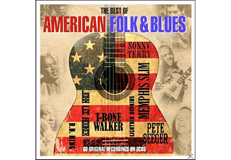 VARIOUS - Best Of American Folk & - (CD)