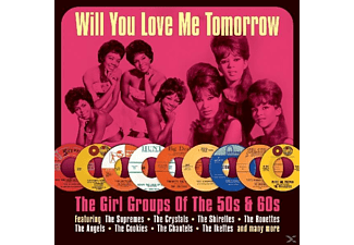 VARIOUS - Will You Love Me Tomorrow - (CD)