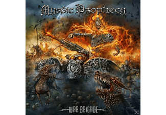 Mystic Prophecy - War Brigade (Ltd. Digipak) - (CD)