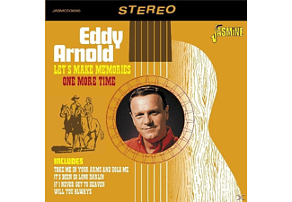 Eddy Arnold - Let's Make Memories One - (CD)