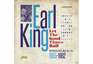 Earl King - Let The Good Times Roll - (CD)